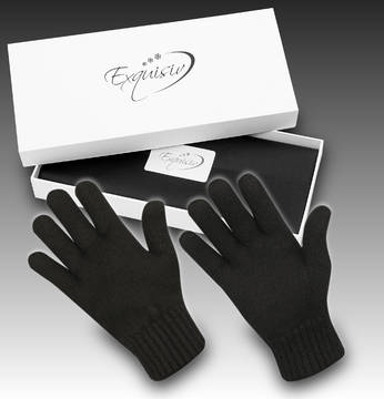 Gloves Subzero Black