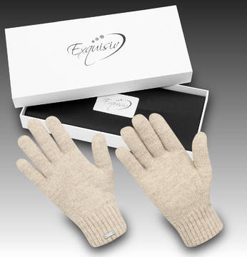 Gloves Subzero Sandy beige