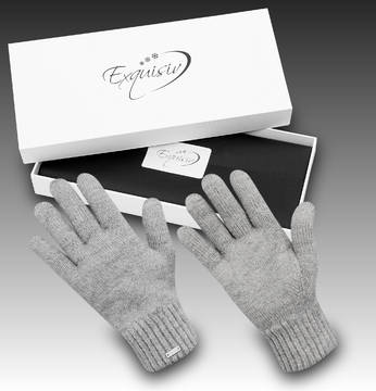 Gloves Subzero Silver grey