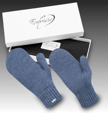 Mittens Subzero Denim blue